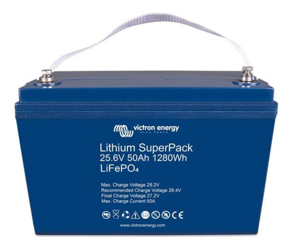 Batería de litio Victron