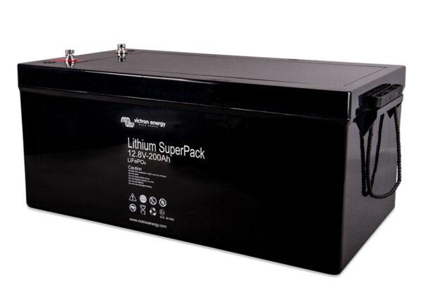 Batería de litio Victron superpack